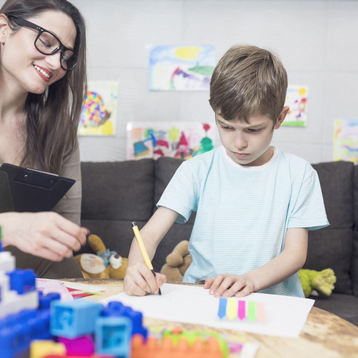 Centrum Terapii Dziecka i Rodziny - Badanie skalą inteligencji Standord Binet 5