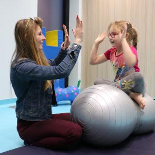 Centrum Terapii Dziecka i Rodziny - Fizjoterapia