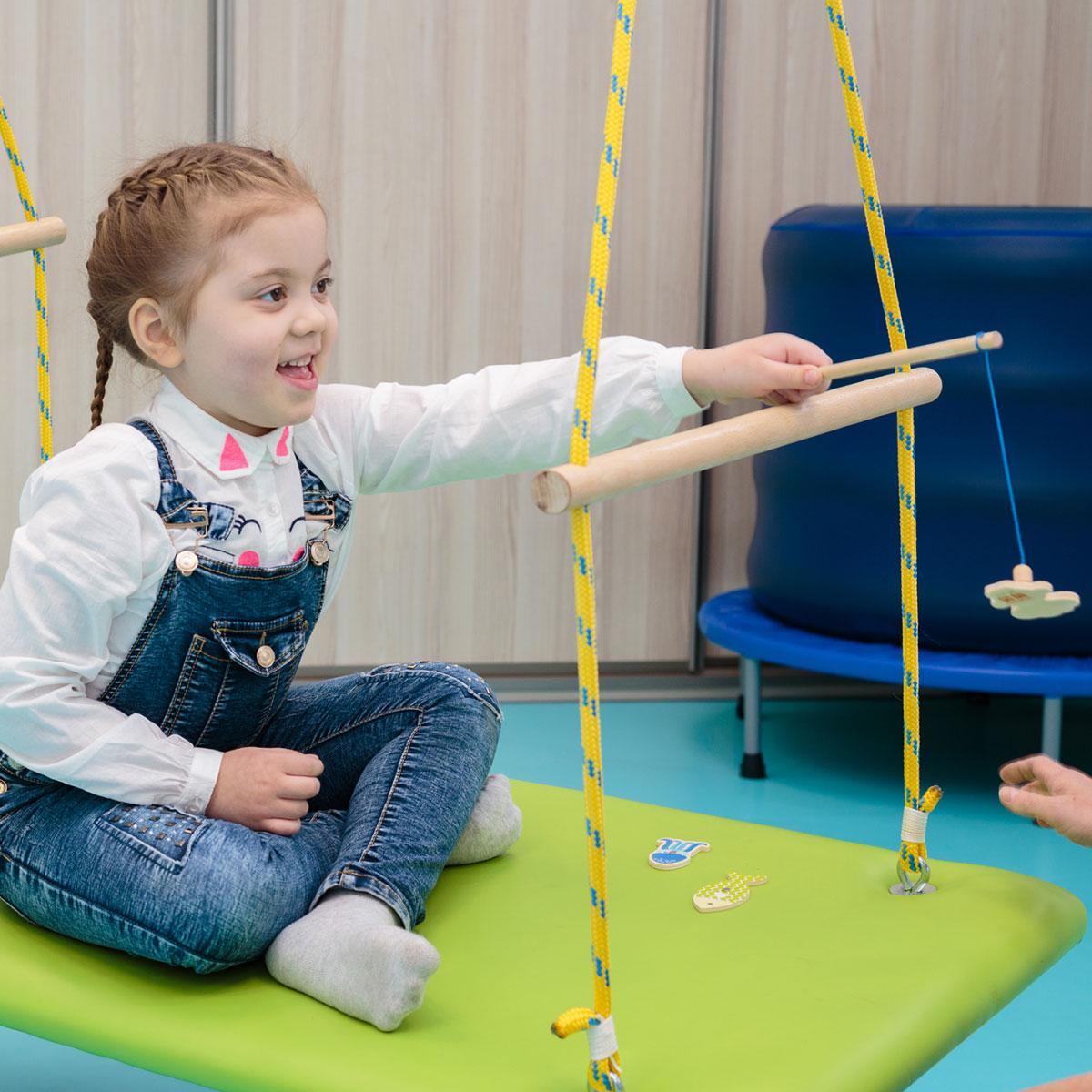 Centrum Terapii Dziecka i Rodziny - Integracja sensoryczna