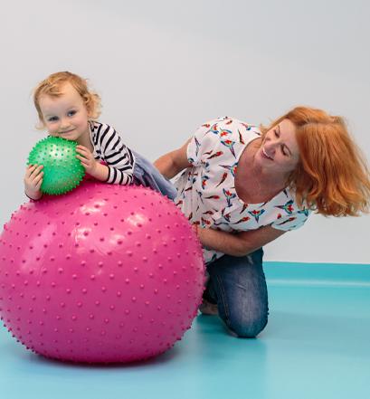 Centrum Terapii Dziecka i Rodziny - Od właściciela