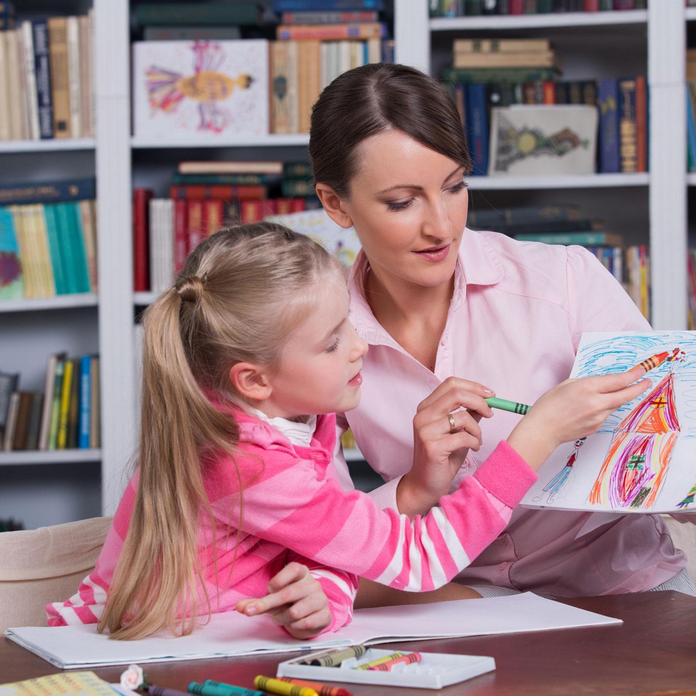 Centrum Terapii Dziecka i Rodziny - Terapia pedagogiczna