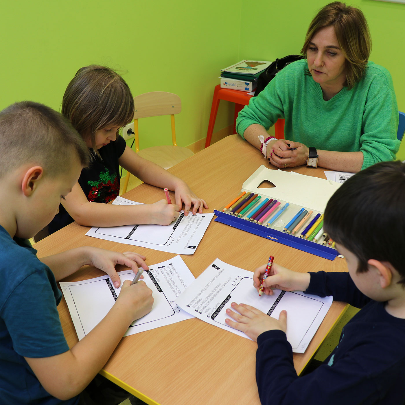 Centrum Terapii Dziecka i Rodziny - Trening umiejętności społecznych